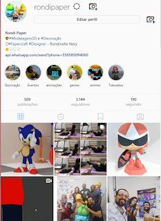 instagram, rondipaper, papercraft, lowpoly, silhouette, tamasoft, paperjuke, dragonball, Avshalom, Gil