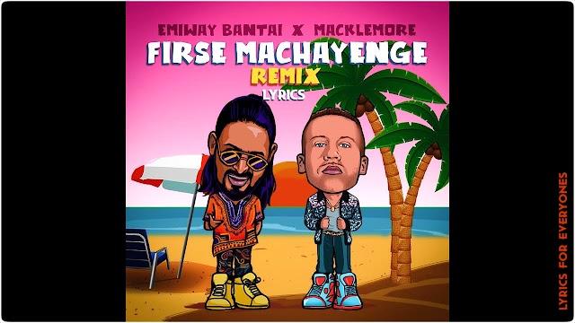 Firse Machayenge Remix Lyrics
