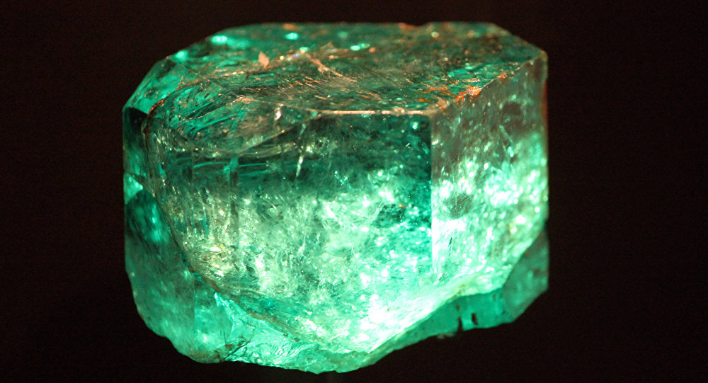 Emerald ~ Learning Geology