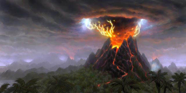 Вченими винайдений метод, за допомогою якого можна визначити точне місце виверження вулкану