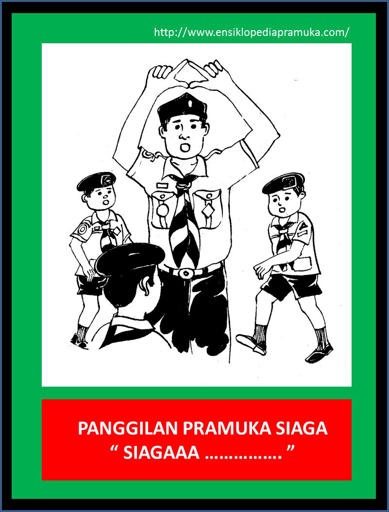 Sejarah Pramuka: Panggilan Pramuka Siaga