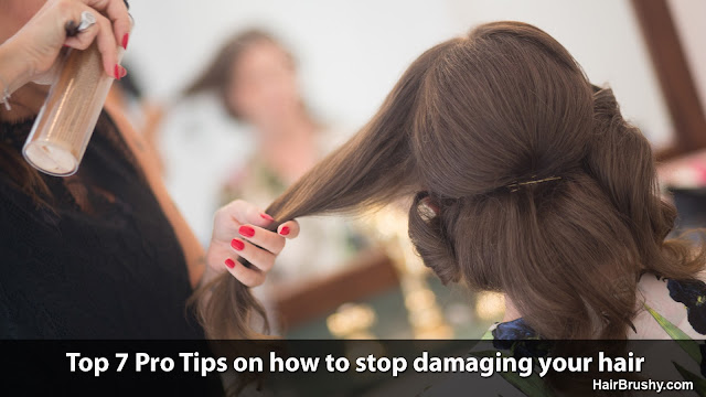 Top 7 Pro Tips on how to stop damaging your hair original