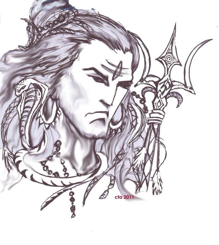 Panchmukhi Ganesh Wallpaper Hd Bhagwan Ji Help Me Mahadev Sketch