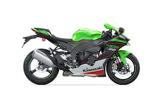 Spesifikasi Ninja ZX-10R ABS 2021: Livery KRT, Harga 500 Jutaan