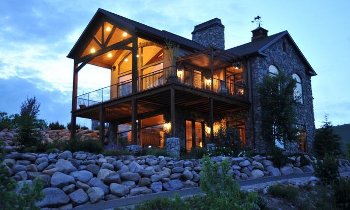 Fotos de terrazas terrazas y jardines ver terrazas de for Fachadas de terrazas rusticas
