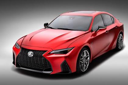 2022 Lexus IS500 F Review, Specs, Price