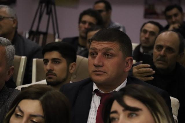 Famil Səlimov: Cənab Prezident, biz sizin müsəlləh əsgərinizik!