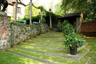 Landscape design ideas sloped backyard - What to do with a sloped yard ...