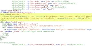 Cách chèn nút like Facebook vào bài viết không sử dụng plugin