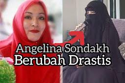 Angelina Sondakh Berubah Drastis