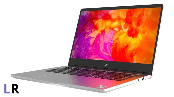 Mi Notebook 14 (IC) - Best lightweight and powerful laptop for students under Rs 45000 in India.
