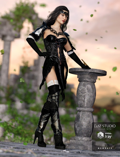 Oracle of Time for Genesis 3 Female