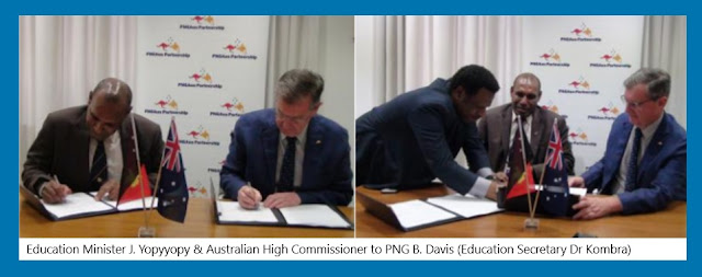 Australia scholarship for PNG secondary school students