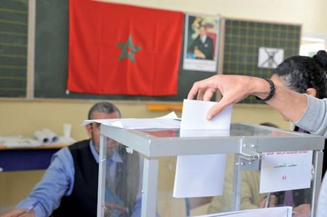 """""""الحمامة"""" و""""الميزان"""" يقتسمان انتخابات """"تيزوغران"""""""