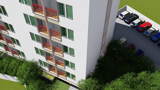 gambar apartemen residence