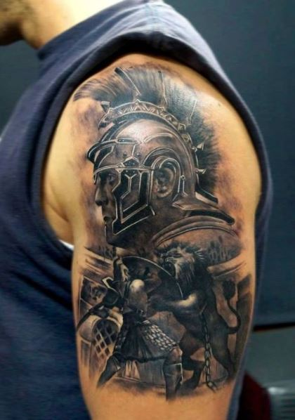 Best Tattoos For Men On Shoulder Best Tattoo Ideas