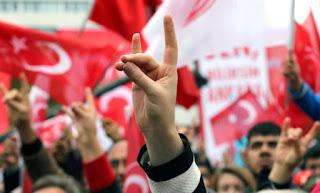 تقرير حول خطورة الذئاب الرمادية في ألمانيا، والتوجه نحو التعرف أكثر بالقضية الكردية والأرمنية)