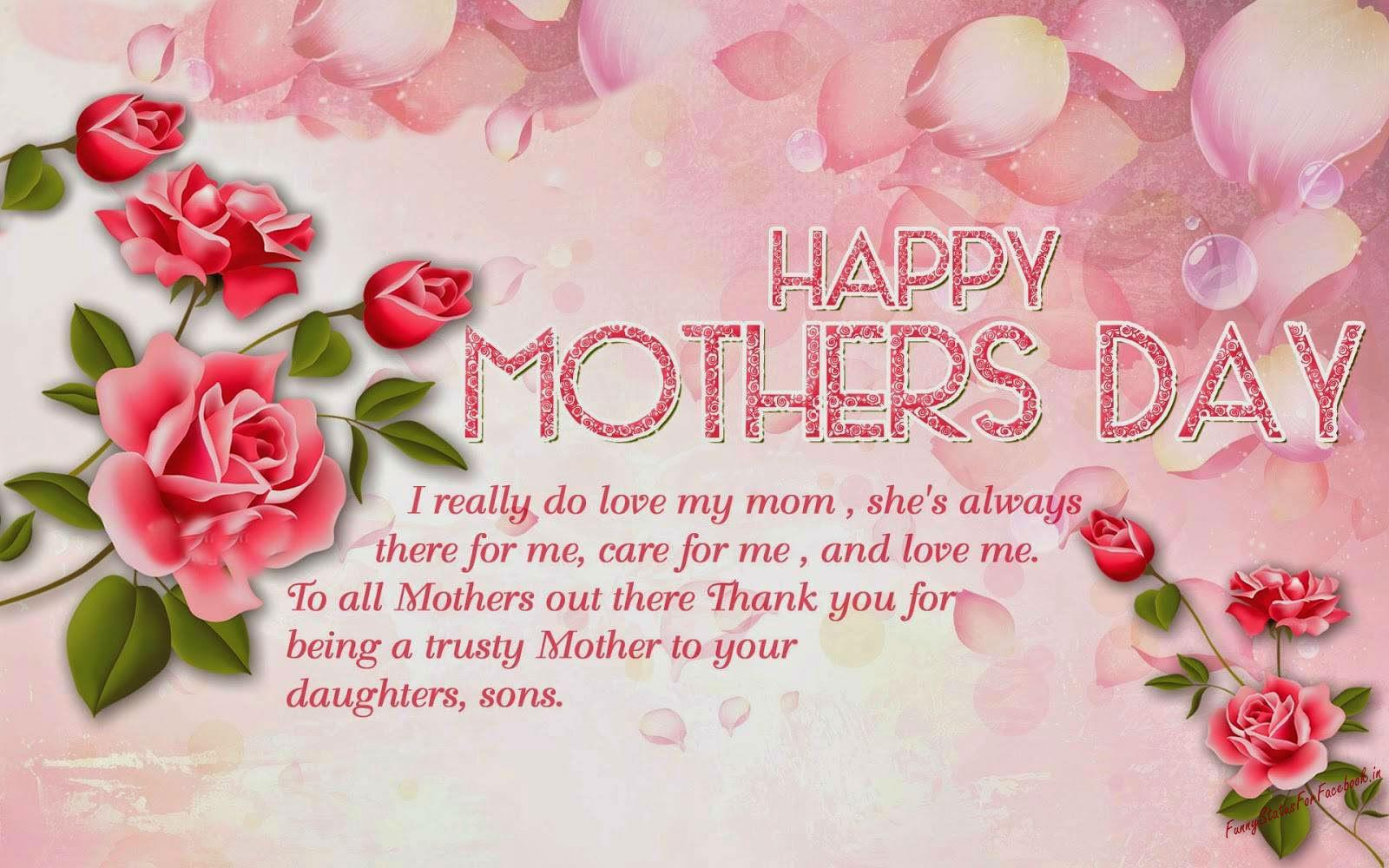 Cute mothers day 2017 sayings blessings messages wishes from for that people generally use to search for cute mother day saying from daughters mothers day blessings from daughter mothers day sms from daughter kristyandbryce Choice Image