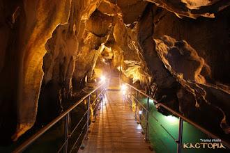Κλειστό λόγω βλάβης το «Σπήλαιο του Δράκου»