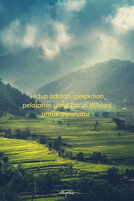 quotes pagi romantis