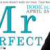 Book Blitz: Surprise Cover Reveal + Giveaway:  Mr. Perfect by J.A. Huss