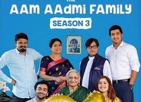 Download The Aam Aadmi Family (2019) Season 03 Hindi 720p + 1080p WEB-DL x264
