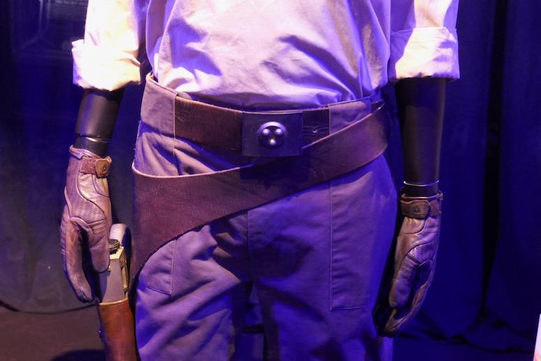 Rose Tico belt holster Star Wars Rise of Skywalker