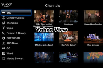 Yahoo View - Watch tv shows online for free