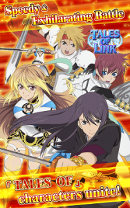 TALES OF LINK English V.1.9.4 MOD APK+DATA