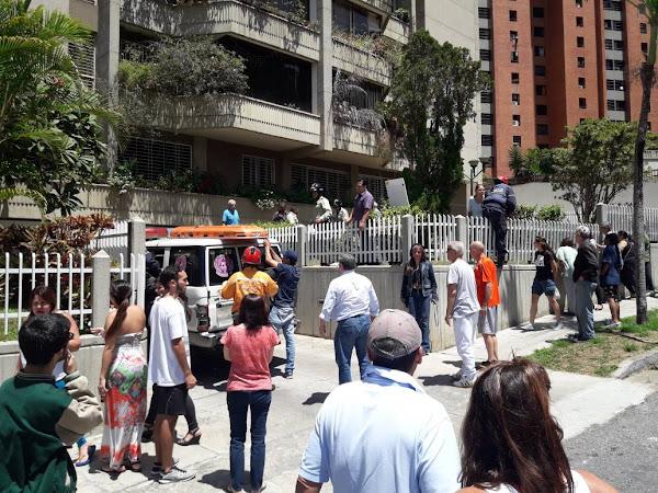 Niño de 5 años cayó de un edificio en terrazas del Ávila y falleció
