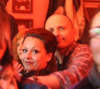 Venko with his wife