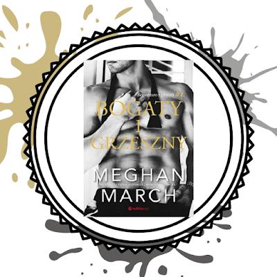 Bogaty i grzeszny- Meghan March