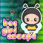 Games4King Bee Girl Escape