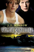 Review: Wight Mischief by J.L. Merrow