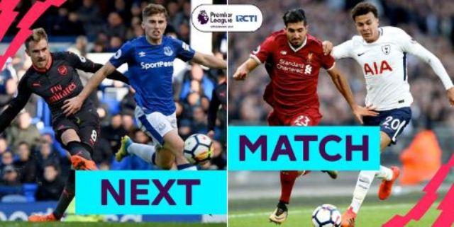 Jadwal Liga Inggris Sabtu-Minggu 3-4 Februari 2018 - Pekan 26