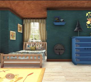 Magic Boy Room Escape