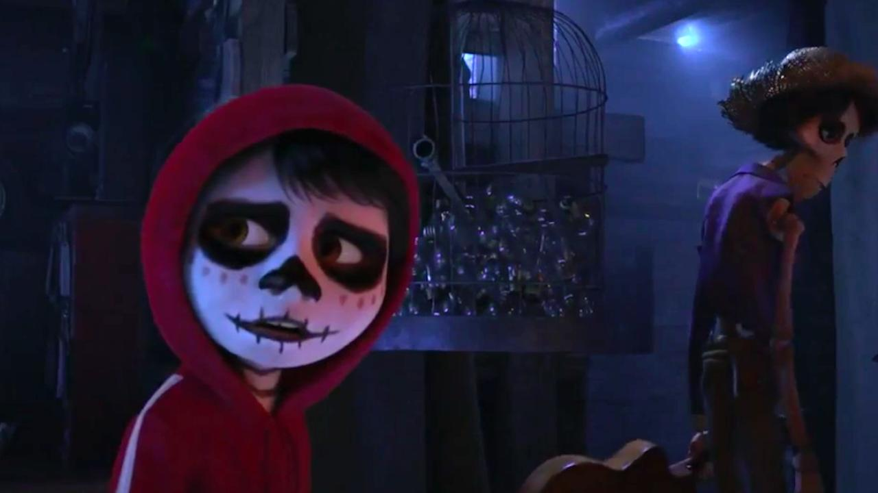 Frases Pelicula Coco Lee Unkrich Adrian Molina Pixar Animation Official Trailer Youtube