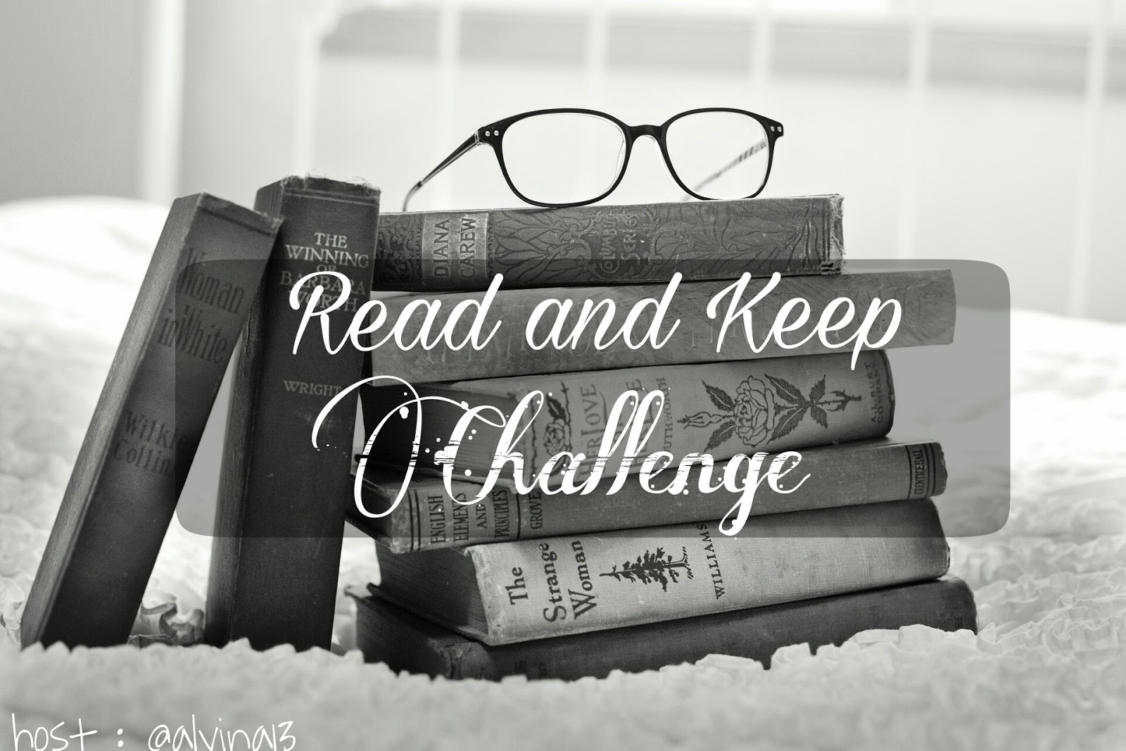 Read and Keep Challenge 2017