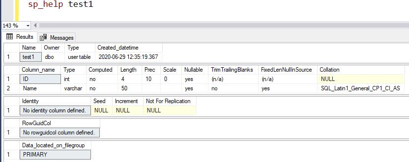 Compare Columns Two Tables SQL Server 1