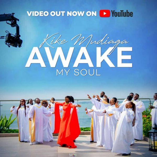 Kike Mudiaga - Awake My Soul Mp3