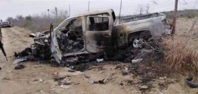 Masacre en la frontera entre Durango, Jalisco y Zacatecas: 18 calcinados