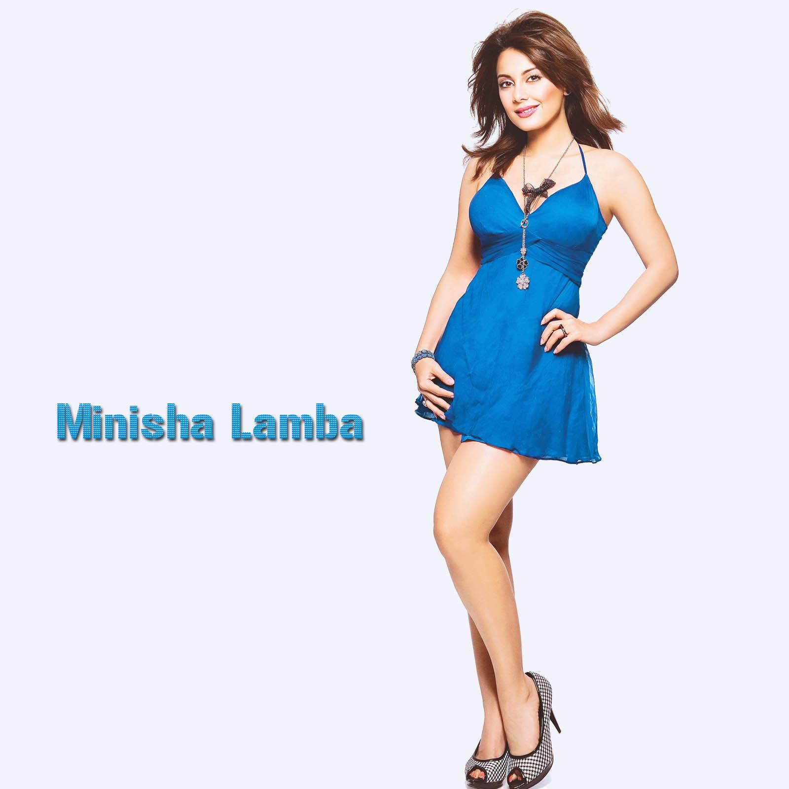 minissha lamba legs