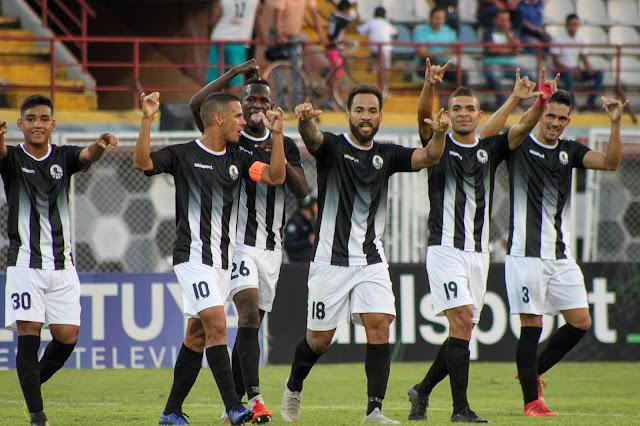 La Voz Digital: ¡Zamora FC liquidó a Mineros de Guayana con un triplete!