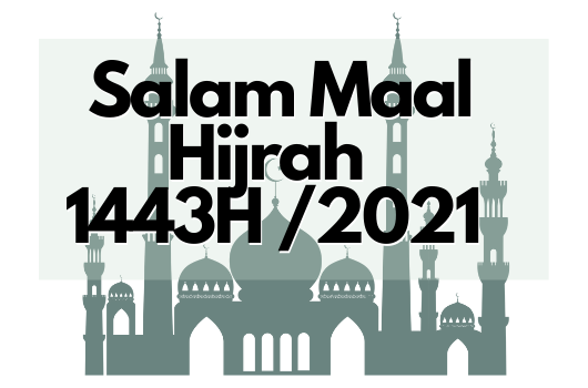 salam maal hijrah 1443H 2021