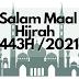 Salam Maal Hijrah 1443H /2021