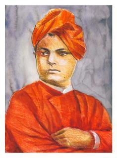 रामकृष्ण मिशन के संस्थापक स्वामी विवेकानन्द