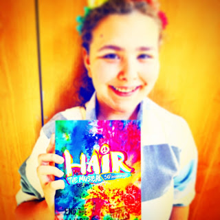 Top Ender with her Flower Power Hair and Trippy Programme