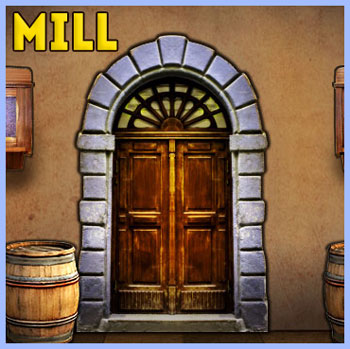 MirchiGames Escape from Mill House