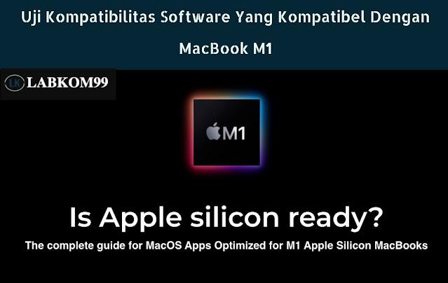 Kompatibel Dengan Macbook M1