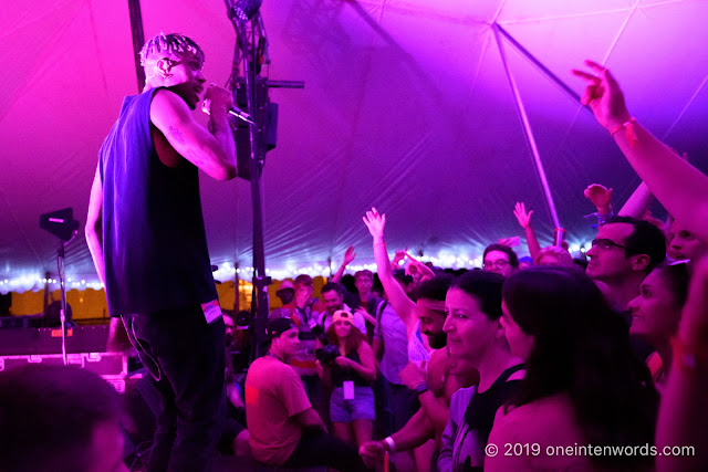 Neon Dreams at Hillside Festival on Saturday, July 13, 2019 Photo by John Ordean at One In Ten Words oneintenwords.com toronto indie alternative live music blog concert photography pictures photos nikon d750 camera yyz photographer